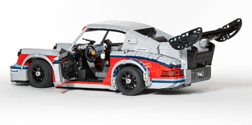 Lego Porsche 911 Carrera RSR Turbo