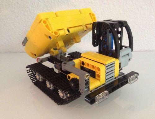 Lego Technic Catterpillar
