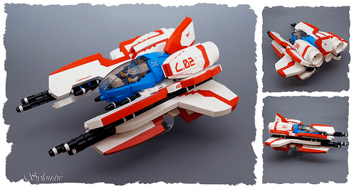 Lego Vic Viper