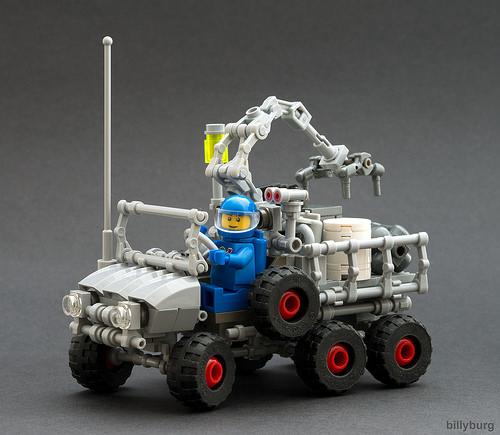 Lego Classic Space 6x6