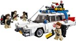 Lego 21108 Ghostbuster Review