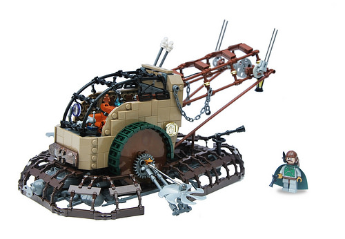 Lego Steam Punk Star Wars