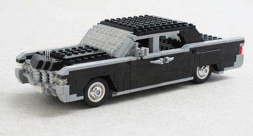 Lego Lincoln Continental