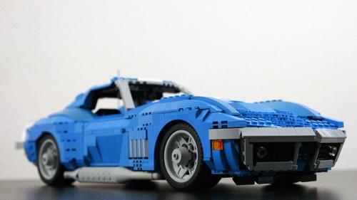 Lego Chevrolet Corvette