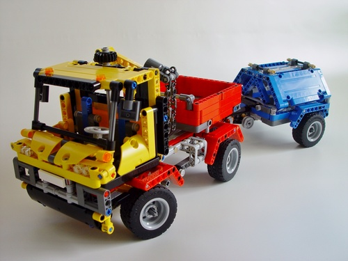 Lego Technic 42024 Alternative