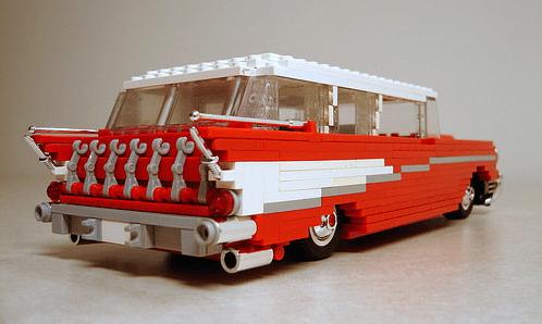 Lego '57 Chevy Nomad