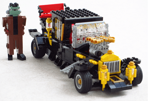 Lego Munster Coach