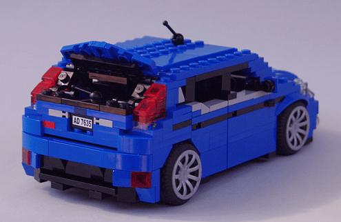 Lego Ford Fiesta