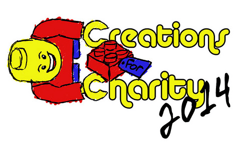 Lego Creations for Charity