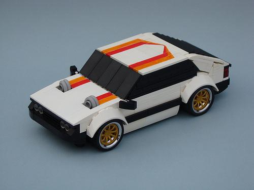 Lego Polonez Turbo