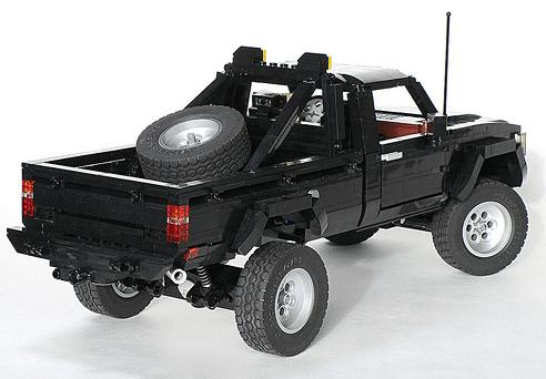 Lego Toyota Hilux