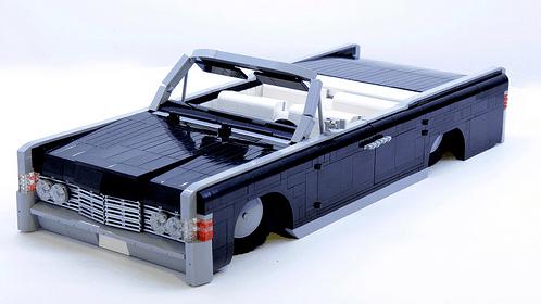 Lego Lincoln Lowrider