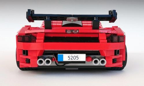 Lego Ruf CTR3 Firas Abu-Jaber
