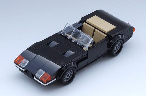 Lego Ferrari 365 Daytona
