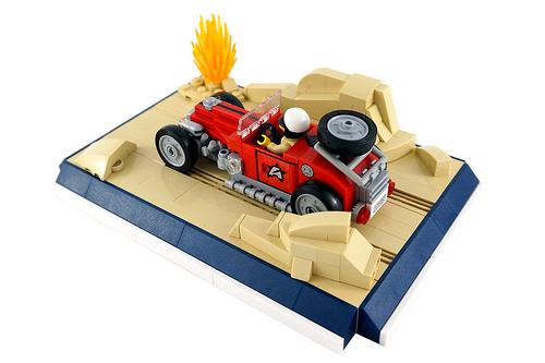 Lego Roadster