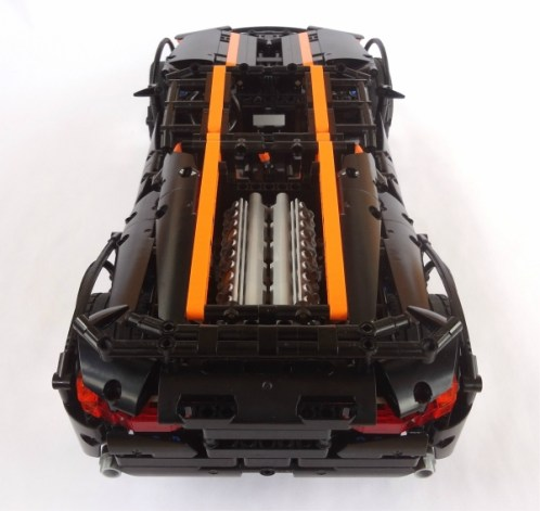 Lego Assassin Supercar Crowkillers