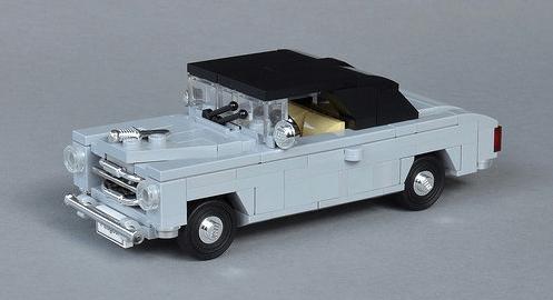 Lego peugeot 403