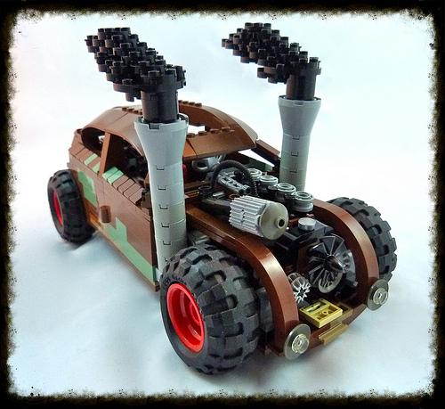 Lego Volksrod Diesel