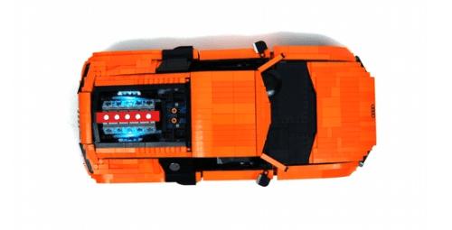 Lego Audi R8