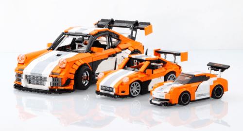 Lego Porsche Speed Champions