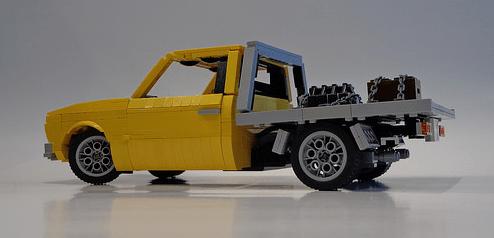 Lego Holden Ute