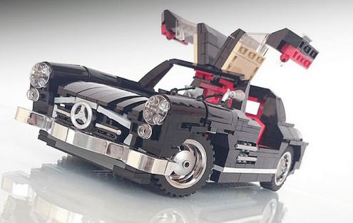 Lego Mercedes-Benz 300SL Gullwing