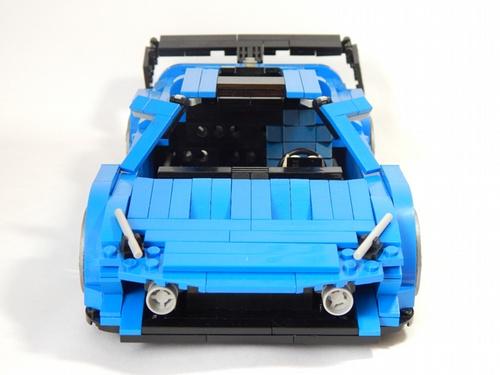 Lego Super Car