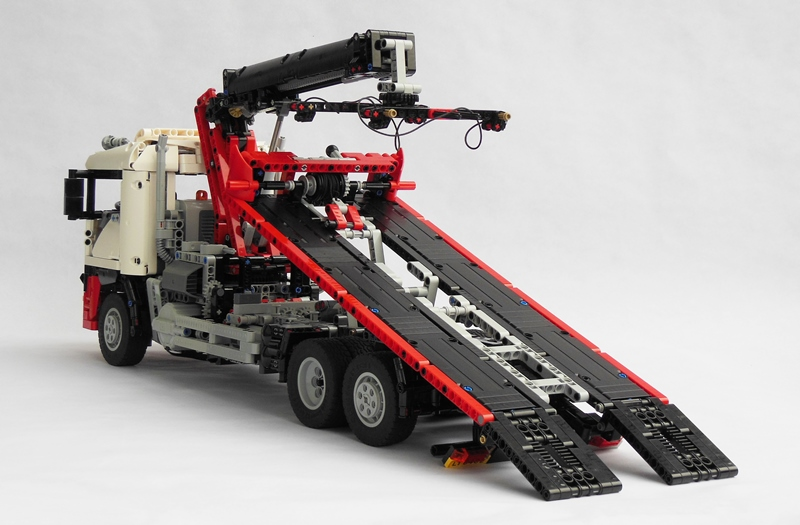 Lego Technic Recovery Truck