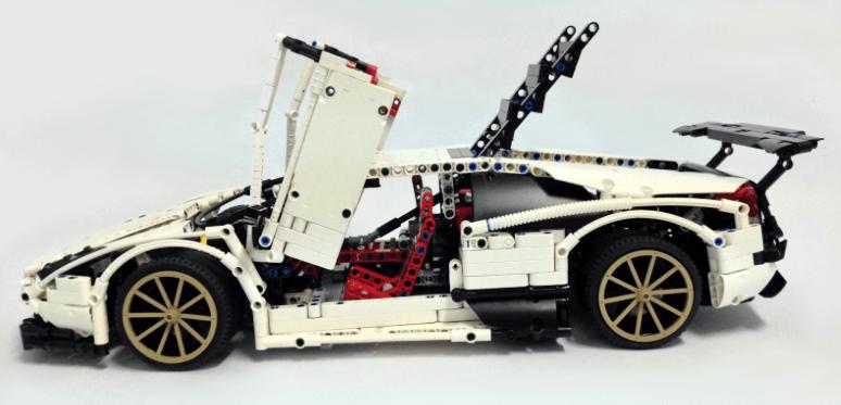 Lego Technic Lamborghini Murcielago