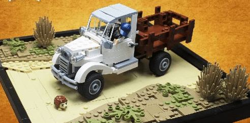Lego Classic Pick-Up Truck