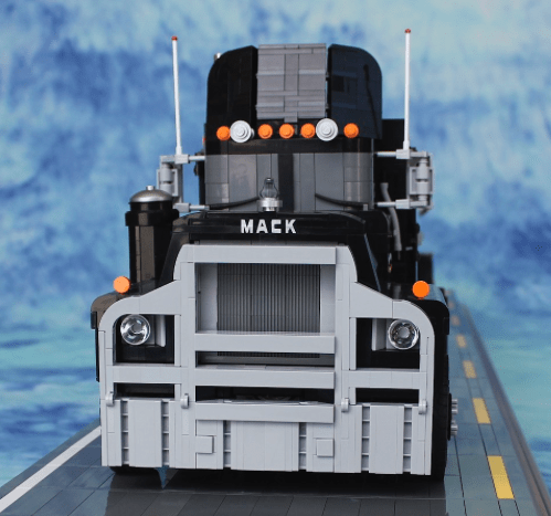 Lego Mack Truck Convoy