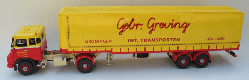 Classic DAF Truck Lego