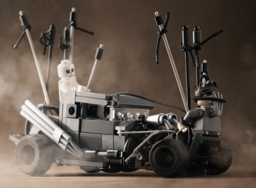 Mad Max Lego Car