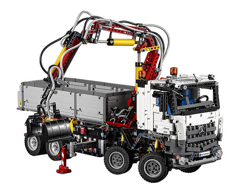 Lego technic 42043 Review