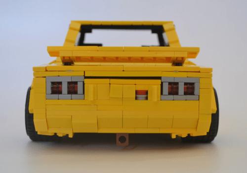 Lego Nissan Skyline GT-R 2000