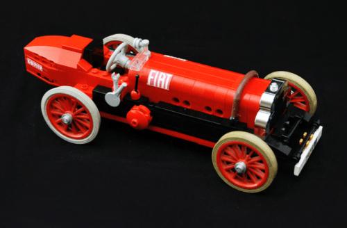 Lego FIAT 1924 Racer