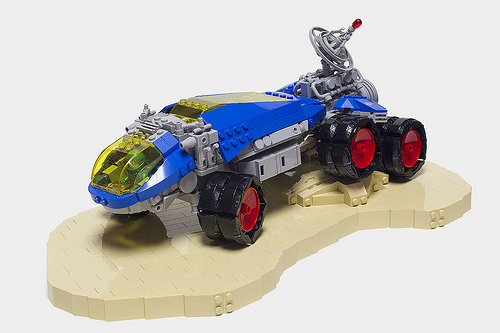 Lego Classic Space Vehicle