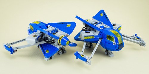 Lego Spacecraft