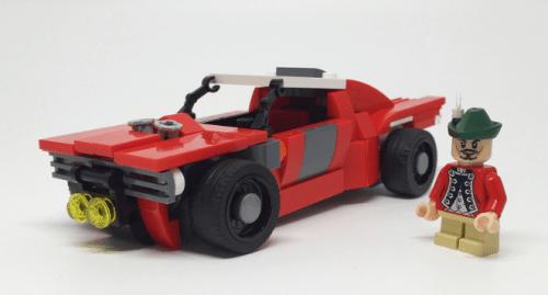 Lego TLCB Competition Car