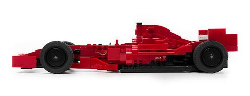 Lego Ferrari Formula 1