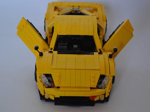 Lego Apollo Supercar