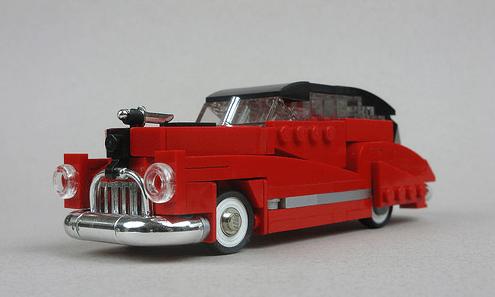 Lego '47 Buick Super Sedanette