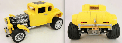Lego Ford '32 Deuce Coupe