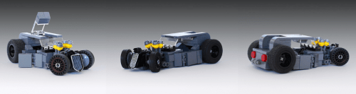 Lego Town Hot Rod