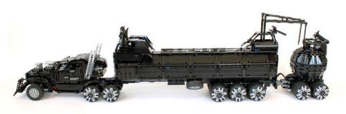 Lego Mad Max Fury Road War Rig Truck RC