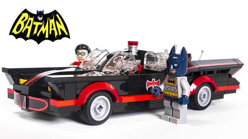 Lego 1966 Batmobile