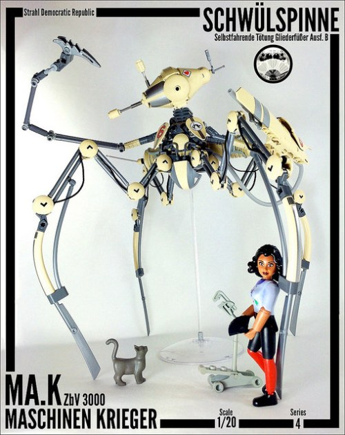 Lego MaKtober