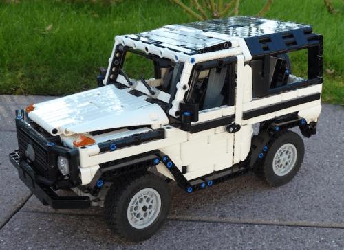 Lego Mercedes-Benz G-Wagon