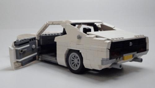 Lego Ford Falcon