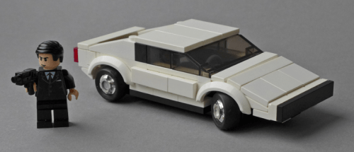 Lego Lotus Esprit James Bond 007